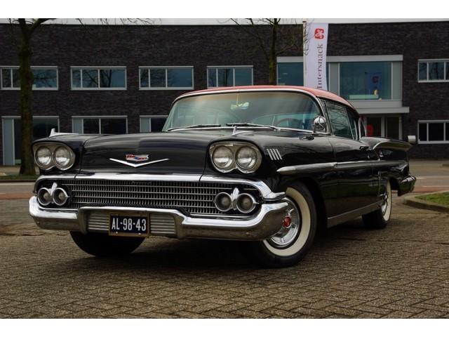 Chevrolet Impala Impala Coupe Automaat 1958 perfecte staat