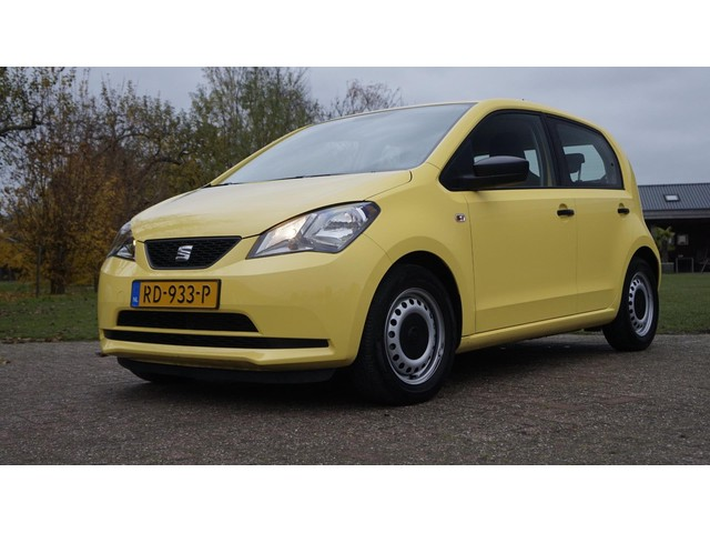 Seat Mii 1.0 Reference 5 Drs Airco