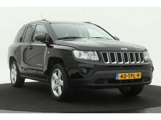 Jeep Compass 2.0 Limited | Leder | Climate control | Cruise control | Trekhaak