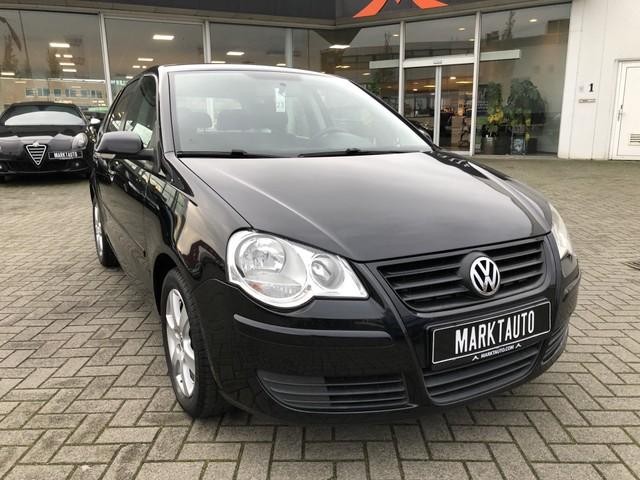 Volkswagen Polo 1.2 Edition Climate Elek. Ramen Zeer netjes!!