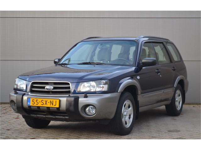 Subaru Forester 2.0 AWD X, Airco, Elektr. ramen, Trekhaak.