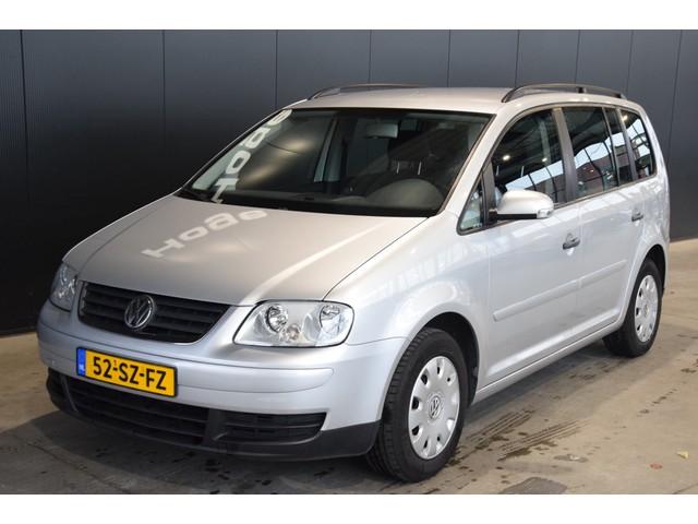 Volkswagen Touran 1.6-16V FSI Business Ecc Cruise Control Rijklaarprijs Inruil Mogelijk!