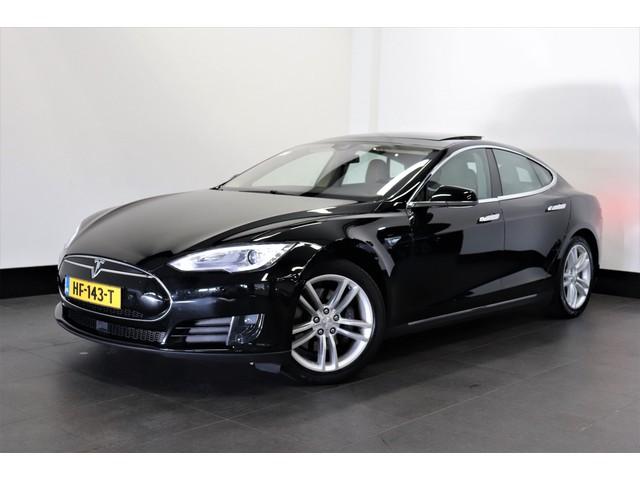 Tesla Model S 85 368 PK   AUTOPILOT   PANO-DAK   LEDER   4%   € 37.950,- Ex.