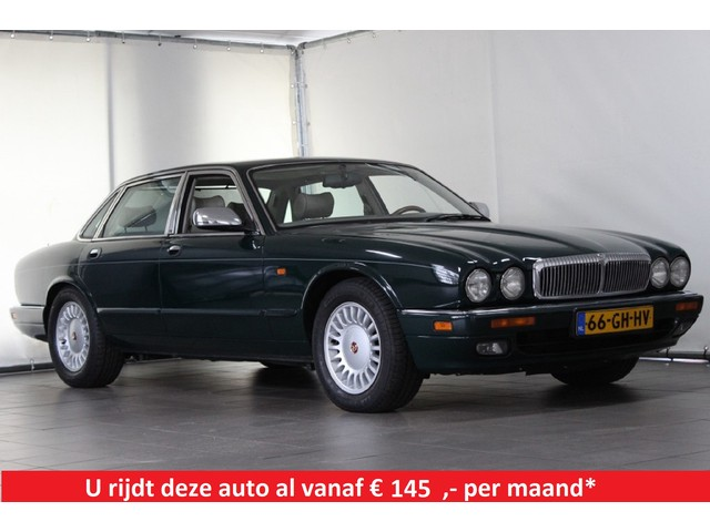 Daimler Double-six 6.0 V12 AUT Org. NL-auto   BTW   Youngtimer