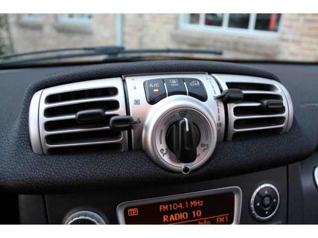 Smart Fortwo coupe 1.0 mhd Pure, Automaat, Airco, Elek. ramen, USB, Velgen, Slechts 49.380km!.