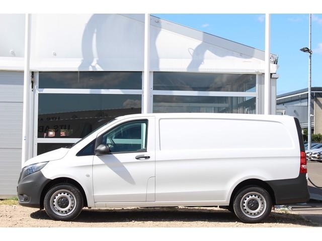 Mercedes-Benz Vito 114 CDI Bestelwagen   Achterdeuren   Navigatie   Airco   Parkeersensoren