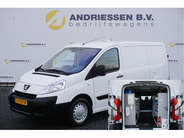 Peugeot Expert 2.0 HDI 128PK L1H1 **Inrichting** Airco, Cruise Control, Parkeersensoren