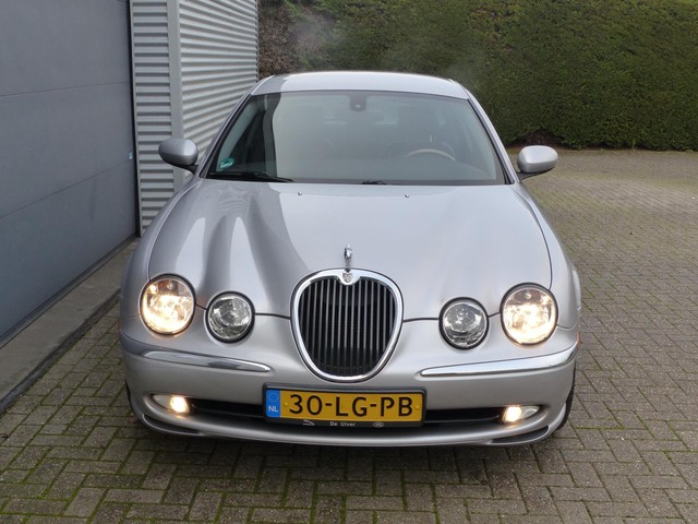 Jaguar S-Type 3.0 V6 Executive Leer Navi 149000km!