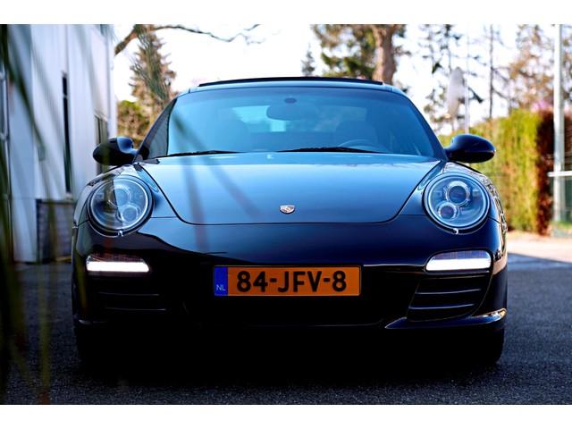 Porsche 911 3.8 385PK Carrera 4S Targa PDK MKII*TARGA**NL-Auto**Perfect Porsche onderhouden**Sport Chrono Plus Sportuitlaat LED PASM PSM VOL