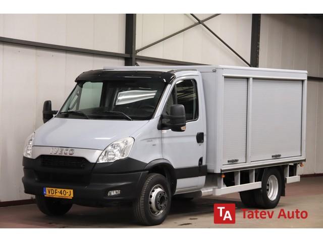 Iveco Daily 65C17V EEV drankenvervoer bottle truck