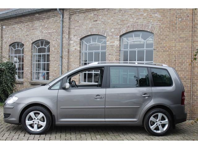 Volkswagen Touran 1.4 TSI Comfortline Business 162.018 km, Navigatie, Clima, Cruise, Bluetooth, Trekhaak, Org. NL!