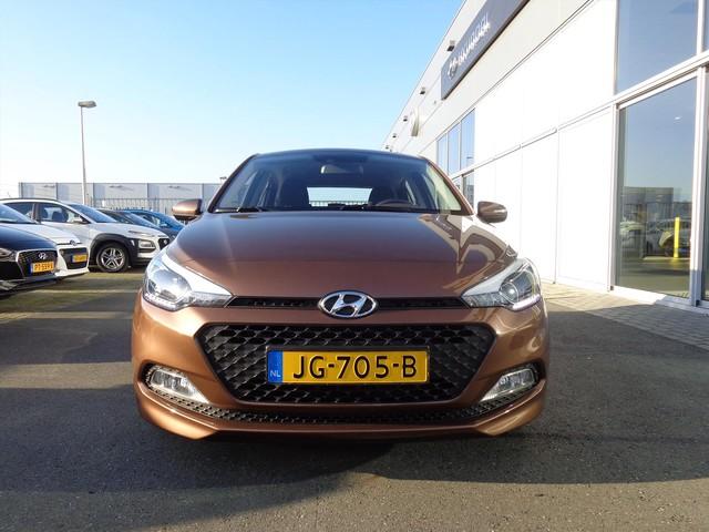 Hyundai i20 1.2I i-MMTION | AIRCO | CRUISE CONTROLE | RADIO CD | PCC