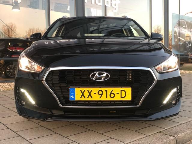 Hyundai i30 Wagon 1.0 T-GDI Comfort | RIJKLAAR| NAVIGATIE | CRUISE CONTROL | ACHTE