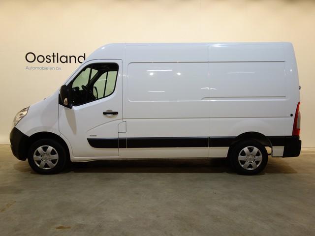 Opel Movano 2.3 CDTI L2H2 130 PK Servicebus   Sortimo Inrichting   Airco   Cruise Control   Navigatie   54.250 KM !!