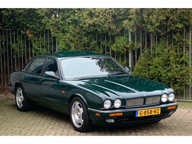 Jaguar XJR 4.0 Supercharged 119.329 km