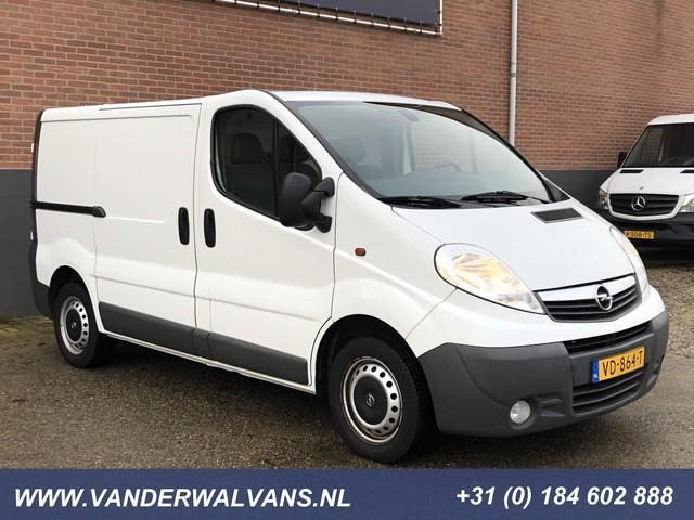 Opel Vivaro 2.0CDTI L1H1 *Goed onderhouden* bijrijdersbank