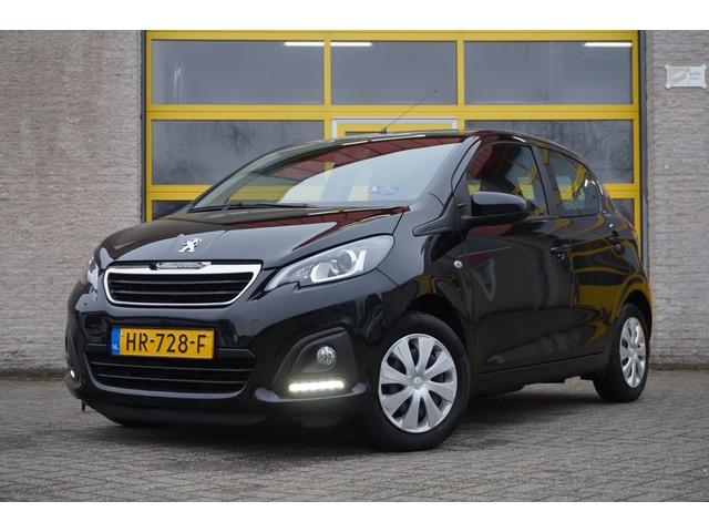 Peugeot 108 1.0 e-VTi 5drs Active BJ2015 BJ2015 LED | Airco | Elektr pakket
