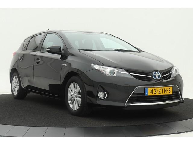 Toyota Auris 1.8 Hybrid Aspiration *Nieuw model* | Navigatie | Climate control | Cruise control