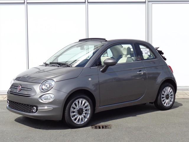 Fiat 500C CABRIO TURBO 85 PK LOUNGE   AIRCO   NAVIGATIE   NETTO DEAL ACTIE NU € 18.495 RIJKLAAR