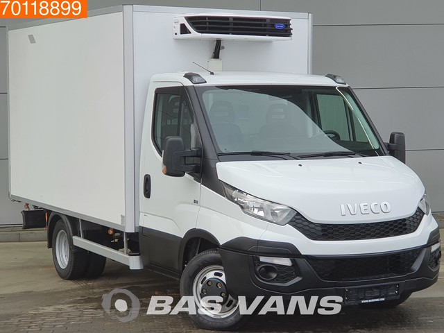 Iveco Daily 35C15 3.0 150PK Koelwagen -10C Vries Dag Nacht Airco 12m3 Airco Cruise