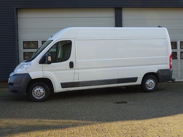 Peugeot Boxer 335 2.2 HD 96kw 131pk L3H2 - 3 Zits - Airco