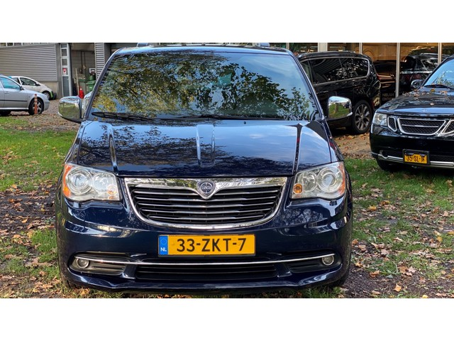 Lancia Voyager 3.6 V6 Platinium ALLE OPTIES!! BLACK DECEMBER DEAL