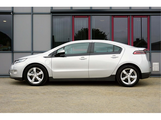 Chevrolet Volt 1.4 LTZ Leder Trekhaak Camera Marge