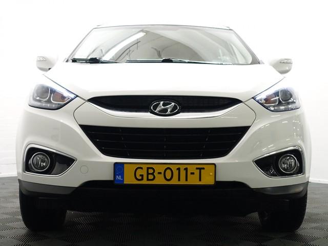 Hyundai ix35 1.6i GDI Go! Full map Navi, Xenon, Hleer, Stoelverw, Chrome, ECC, LMV