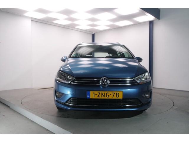 Volkswagen Golf Sportsvan 1.2TSI 110PK Highline DSG-Automaat + Trekhaak