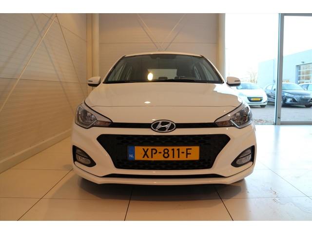 Hyundai i20 1.0 T-GDI Blue 100PK Comfort | WEINIG KILOMETERS | NAVIGATIE | CLIMATE CONTROL | CAMERA | SENSOREN