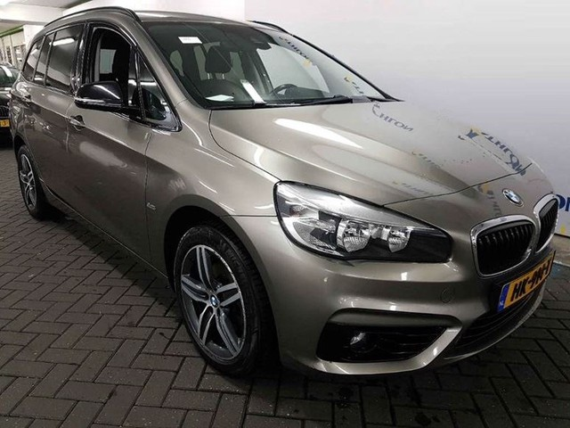BMW 2 Serie Gran Tourer 214d Corporate Lease Sport 7p. *NAVI+PDC+ECC+CRUISE*