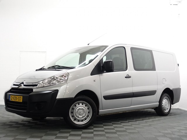 Citroen Jumpy 1.6 HDI L2 H1 Dubbel Cabine 6 persoons, 33 dkm !