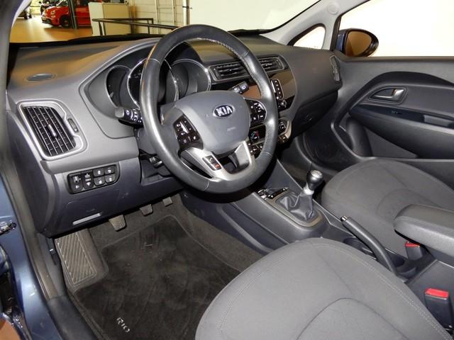 Kia Rio 1.2 CVVT ExecutiveL. | Navi - Camera - Cruise contr |