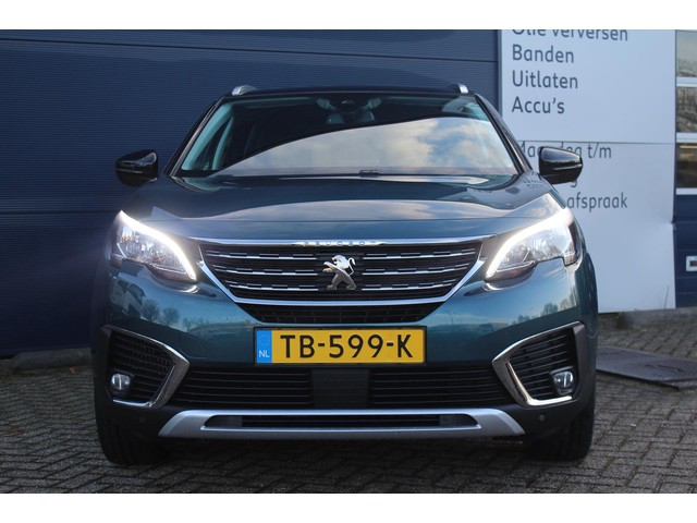 Peugeot 5008 1.6 BlueHDi 120pk ALLURE, NAVI l KEYLESS l TREKHAAKACTIE!