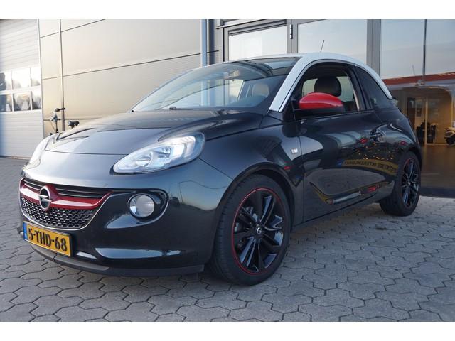 Opel ADAM 1.4 Slam Airco Clima Cruise Leer 1ste Eigenaar Uniek!!