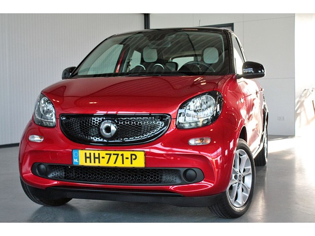 Smart Forfour 1.0 Turbo Passion Cool&Audio Comfort