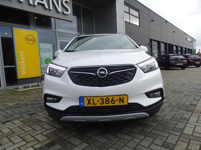 Opel Mokka X Innovation 1.4T 140 pk - Leer - schuifdak - zwarte 18