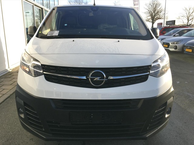 Opel Vivaro New GB 1.5 Diesel 100pk L2H1 Edition | PDC | LAADVLOER + WAND | TREKHAAK | CRUISE CONTROLE | AIRCO | WIELDOPPEN |