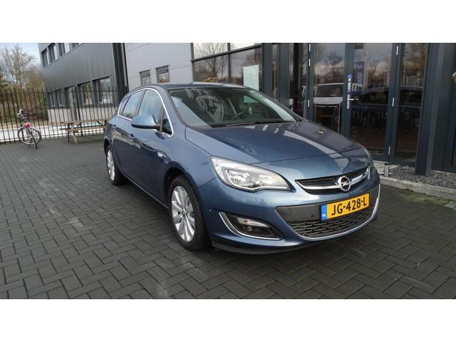 Opel Astra 1.4 Turbo Sport luxe navi ecc 117.000 km