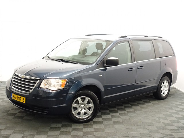 Chrysler Grand Voyager 3.8 V6 Stow & Go 7 Persoons Exe Edition 194pk Aut, Navi, PDC, ECC