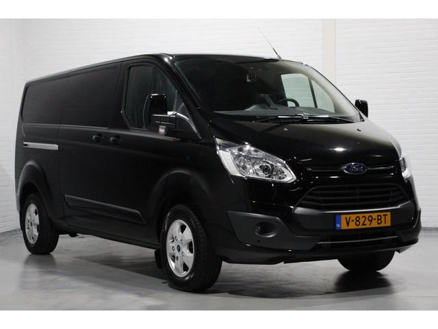 Ford Transit Custom 2.0 TDCI 170 pk L2H1 Limited Navi, Camera, 2x Schuifdeur, Trekhaak 2.800 kg