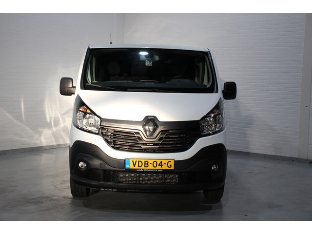 Renault Trafic 1.6 dCi 120 pk Dubbel Cabine Airco, Cruise control, Navi Portable, PDC