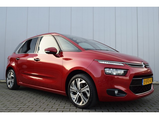 Citroen C4 Picasso 1.6 HDi Business Panoramadak, Full Map Navi, Camera, Trekhaak, Volledig Onderhouden!!