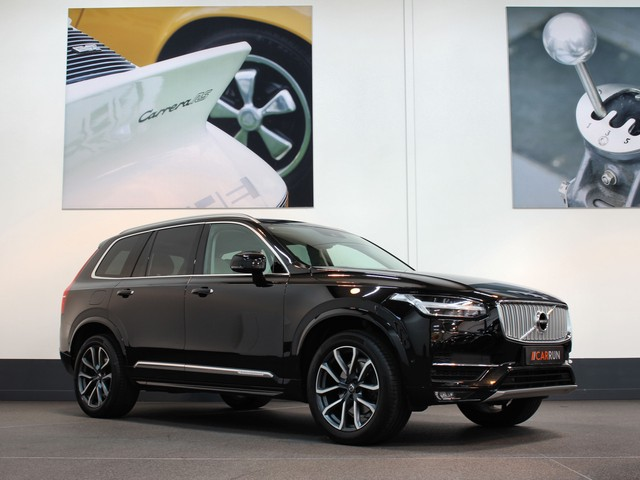 Volvo XC90 T6 320PK AWD BENZINE INSCRIPTION EX BTW   BOWERS & WILKINS   LED KOPL.  CAMERA   E. ACHTERKLEP   MEMORY SEATS   LUXE LEDER