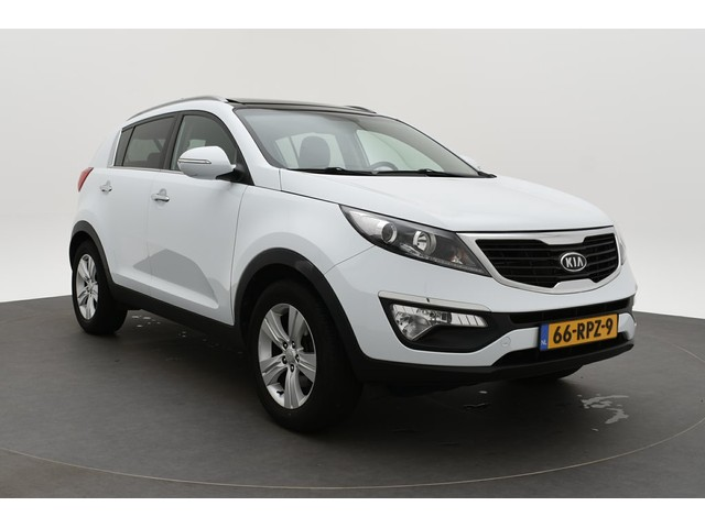 Kia Sportage 1.6 GDI X-ecutive Plus Pack Navi,Panoramadak,Cruise,Cv,Camera 2011 Dealer onderhouden