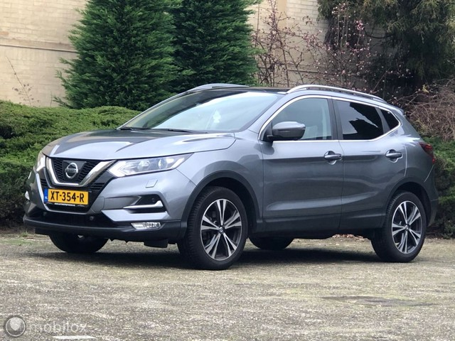 Nissan QASHQAI 1.2 N-Vision 360 Camera Panorama Volle optie