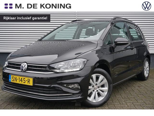 Volkswagen Golf Sportsvan 1.0TSI 111PK Comfortline Executive · Parkeersensoren · DAB · Front assist