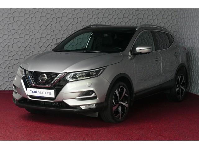 Nissan QASHQAI 1.3 DIG-T 160 TEKNA + BOSE 19''LMV NAPPA LEER PANORAMA FULL OPTION BI-LED
