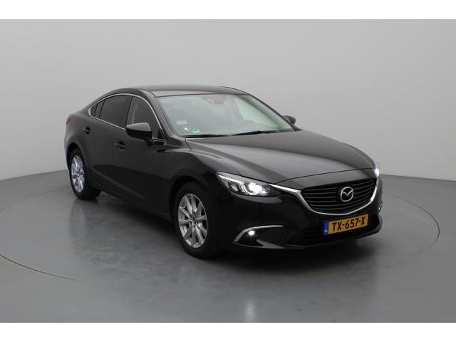 Mazda 6 SKYACTIV-G 2.0 165PK TS+ AUT. 12 MND GARANTIE