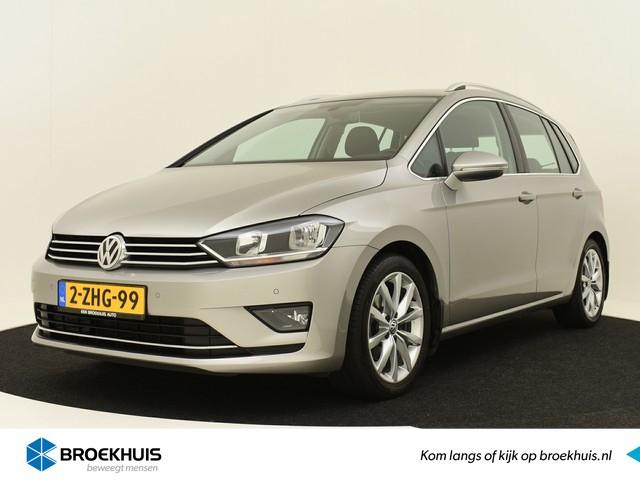 Volkswagen Golf Sportsvan 1.4 TSI 125PK DSG Aut. Highline   Navigatie   PDC v+a   Trekhaak   Cruise   Climate